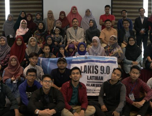LATIHAN ASAS KEUSAHAWANAN ISLAM SISWA (LAKIS 9.0)